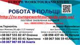 Europe Work Tour End Study, ТОВ