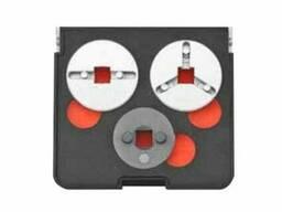 Набор для ремонта тормозных цилиндров с оправками 3 пр. (65821 Force)