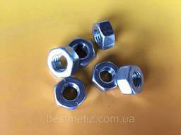 Гайка М10. 8 цинк ГОСТ5915-70 DIN934