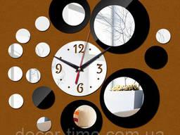 Оригинальные часы на стену 352093